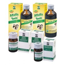 Alfalfa Tonic  Combo (Menstrual Problems)