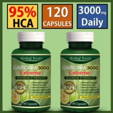 GARCINIA CAMBOGIA - 95% HCA Capsules Weight Loss slim